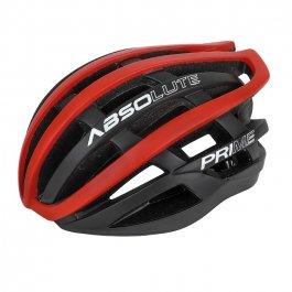 Imagem - Capacete Prime RM-024 (Preto e Vermelho) - Absolute cód: 12631