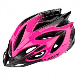 Imagem - Capacete Rush Pink Fluo (Rosa) - Rudy Project cód: 11916