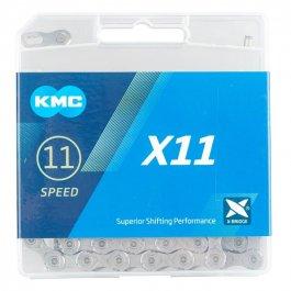 Imagem - Corrente 11v 116L X11 Silver - Kmc cód: 12359