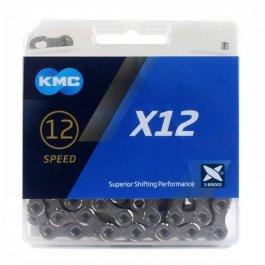 Imagem - Corrente 12v 126L X12 Silver - Kmc cód: 11593
