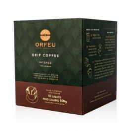 Imagem - Drip Coffee 100% Arábica Intenso (10 sachês) - Orfeu cód: 11898