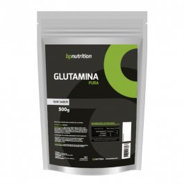 Imagem - Glutamina Pura (500g) - BP Nutrition cód: 12029