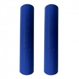 Imagem - Manopla Silicone Confort Line (Azul) - Calypso cód: 11742