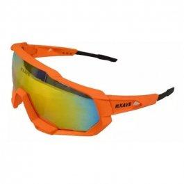 Imagem - Oculos Ciclista 3 Lentes (laranja) - Kave cód: 11752