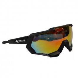 Imagem - Oculos Ciclista 3 Lentes (preto) - Kave cód: 11749