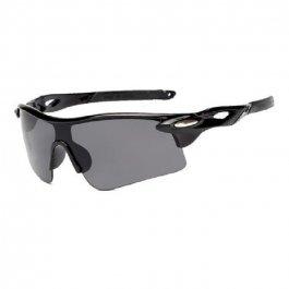 Imagem - Oculos Ciclista Polarizado 5 Lentes (preto) - A8 cód: 11508