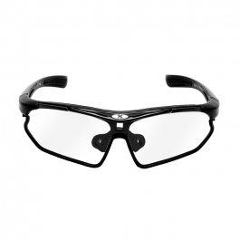 Imagem - Oculos Ciclista Vision Photochromic (Preto) - Mattos Racing cód: 12360