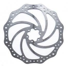 Imagem - Rotor Freio Disco 180mm YRT01 6 Furos - Absolute cód: 11857