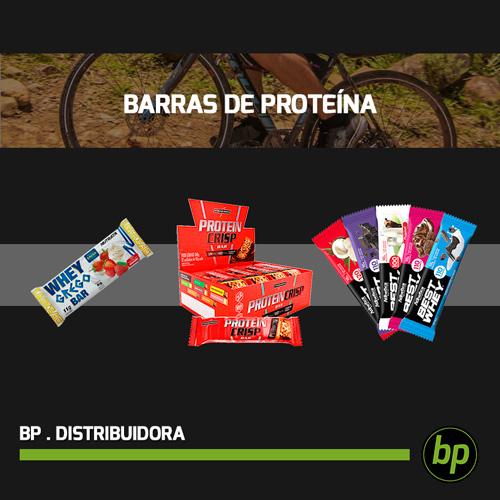 Barras de Proteína BP Distribuidora
