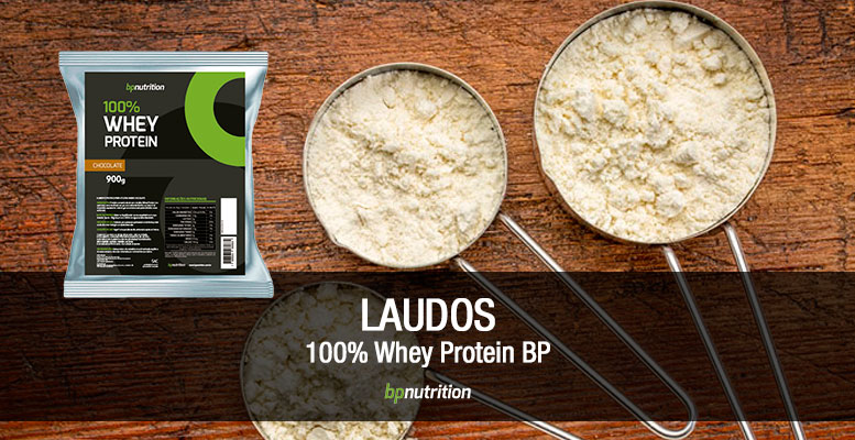 Laudo 100 Whey BP Nutrition