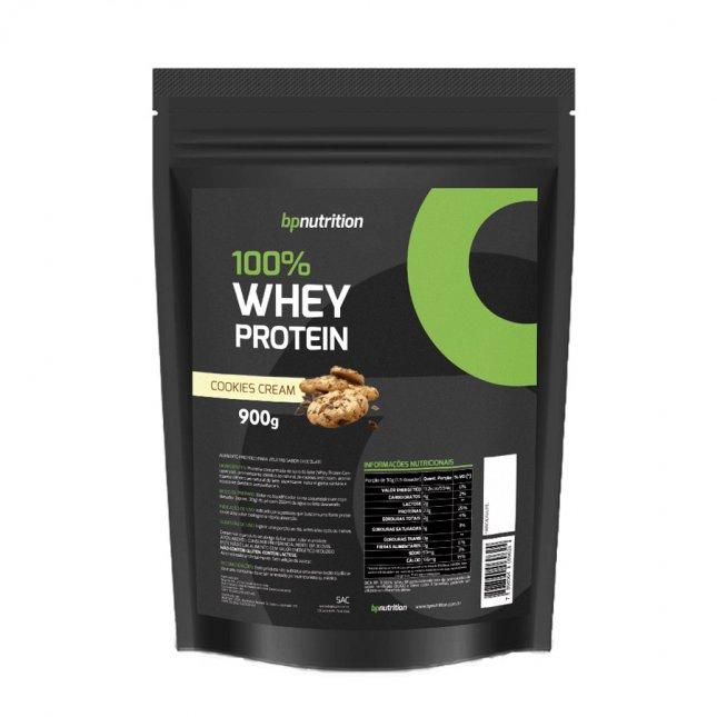 100% Whey Protein Saco (900g) - BP Nutrition