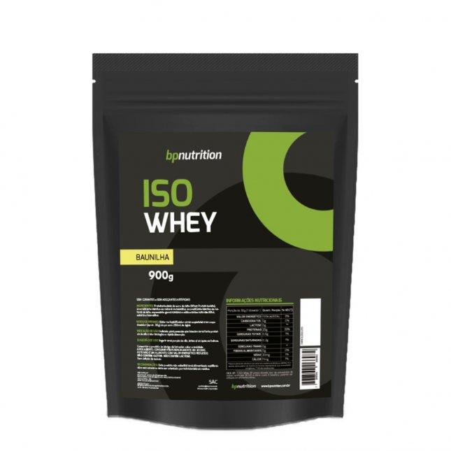 Iso Whey Protein Saco (900g) - BP Nutrition
