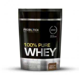 Imagem - 100% Pure Whey Refil (825g) - Probiótica cód: 420