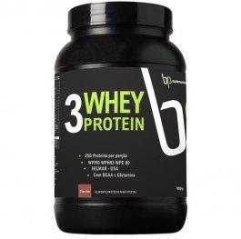 Imagem - 3 Whey Protein (900g) - BP Nutrition