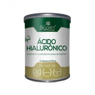 Imagem - Ácido Hialurônico 500mg (30caps) -  Bioprim cód: 1297