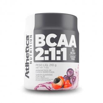 Imagem - Bcaa 2:1:1 (210g) - Atlhetica Nutrition cód: 441