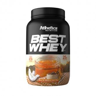 Imagem - Best Whey (900g) - Atlhetica Nutrition | GANHE BRINDE cód: 468