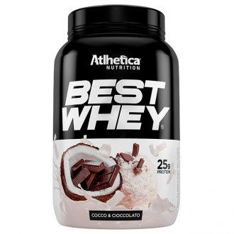 Imagem - Best Whey (900g) - Atlhetica Nutrition cód: 468