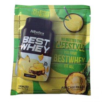 Imagem - Best Whey Sachê (35g) - Atlhetica Nutrition cód: 469