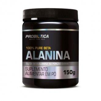 Imagem - Beta Alanina 100% Pure (150g) - Probiótica cód: 1277