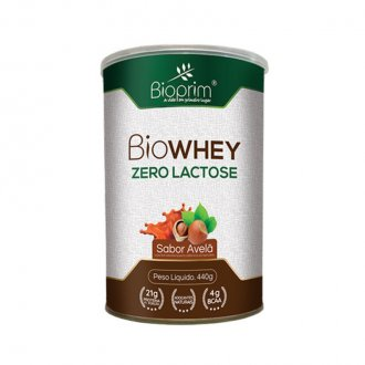 Imagem - Bio Whey Zero Lactose (440g) - Bioprim cód: 1291