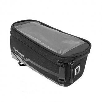 Imagem - Bolsa de Quadro Phone Bag (Preto/Cinza) - Elleven cód: 1254