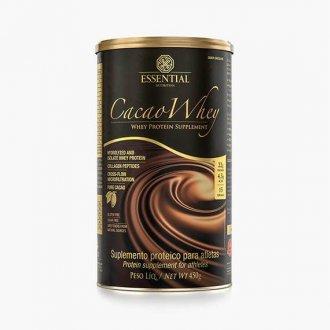 Imagem - Cacao Whey (450g) - Essential Nutrition cód: 703