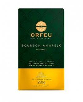 Imagem - Café 100% Arábica Bourbon Amarelo (250g) - Orfeu  cód: 1104