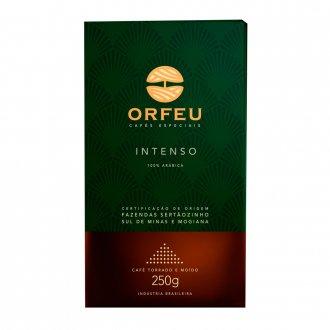 Imagem - Café 100% Arábica Intenso (250g) - Orfeu cód: 789