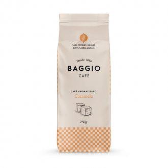 Imagem - Café Aromatizado Caramelo (250g) - Baggio cód: 788