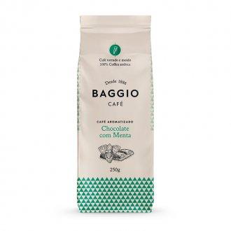 Imagem - Café Aromatizado Chocolate c/ Menta (250g) - Baggio cód: 787