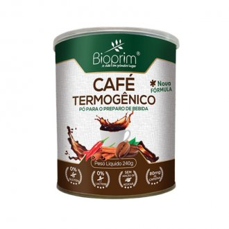 Imagem - Café Termogênico (240g)- Bioprim cód: 1187