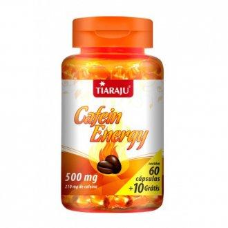 Imagem - Cafein Energy 210mg (70caps) - Tiaraju cód: 1163