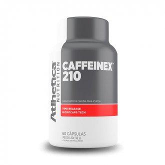 Imagem - Caffeinex 210mg (60caps) - Atlhetica Nutrition cód: 445