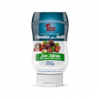 Imagem - Calda de Chocolate Com Avelã (335g) - Mrs Taste cód: 690