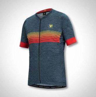 Imagem - Camisa Ciclismo Sport Sunshine - Free Force cód: 574