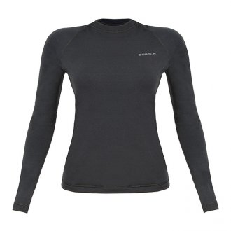 Imagem - Camiseta Feminina Thermo Plus (Preta) - Curtlo cód: 643
