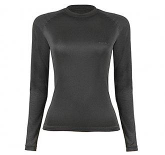 Imagem - Camiseta Feminina Thermo Skin (Preta) - Curtlo cód: 646
