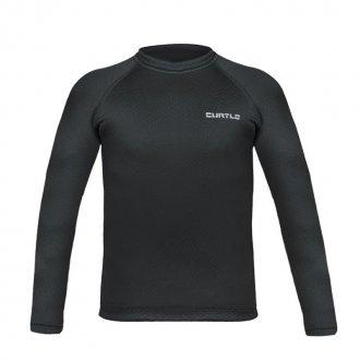 Imagem - Camiseta Infantil Thermo Skin (Preta) - Curtlo cód: 647