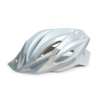Imagem - Capacete Ciclismo F44 (Branco Gelo) - Prowell cód: 768