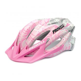 Imagem - Capacete Ciclismo F44 (Rosa) - Prowell cód: 770