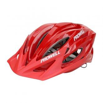Imagem - Capacete Ciclismo F44 (Vermelho) - Prowell cód: 767