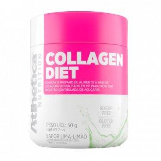 Imagem - Collagen Diet (50g) - Atlhetica Nutrition cód: 448