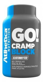 Imagem - Cramp Block (60caps) - Atlhetica Nutrition cód: 451