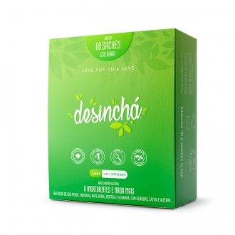 Imagem - Desinchá (60sachês) - Desinchá cód: 700