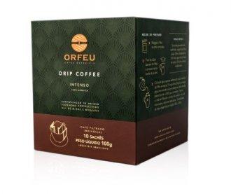 Imagem - Drip Coffee 100% Arábica Intenso (10 sachês) - Orfeu cód: 1105