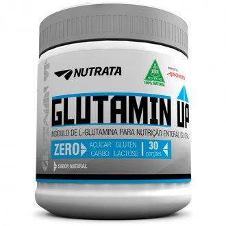 Imagem - Glutamin Up (300g) - Nutrata cód: 406