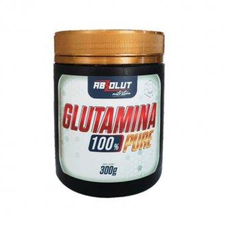 Imagem - Glutamina (300g) - Absolut Nutrition cód: 1218