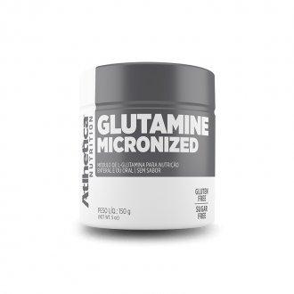 Imagem - Glutamina Micronized (150g) - Atlhetica Nutrition cód: 820