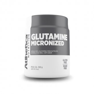 Imagem - Glutamina Micronized (300g) - Atlhetica Nutrition cód: 821